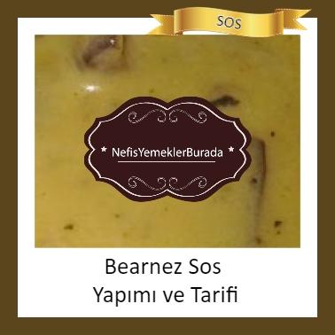 Bearnez Sos Tarifi